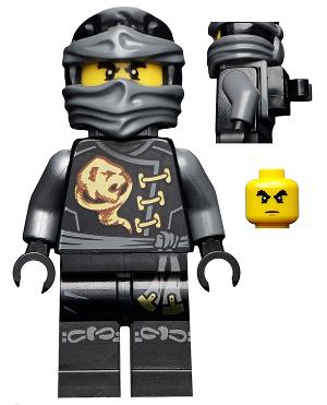 Lego Cole Skybound Neck Bracket 70599 njo199a Ninjago Minifigures
