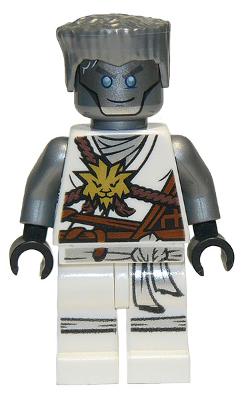 LEGO Bau- & Konstruktionsspielzeug Lego Ninjago Figur Zane aus Set 30425