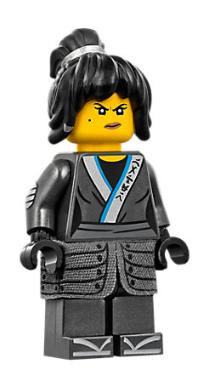 bricklink minifig njo321 lego nya the lego ninjago movie