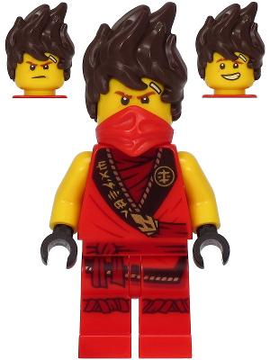 General Kozu Ninjago Lego Minifig Legacy Legacy njo581