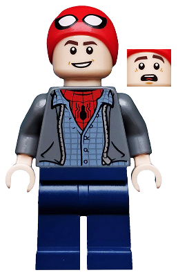 Peter Parker Mini figure Spider-Man Far From Home