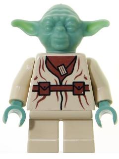 LEGO Star Wars Minifig 2002-2005 version Yoda