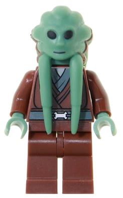 "/""KIT FISTO/"" Minifig Keychain LEGO NEW! Star Wars"