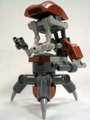 Star Wars character from LEGO ® Parts Droideka Destroyer Battle Droid D06 NEW