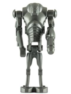 7163 LEGO Star Wars Minifigure PART ONLY AS-IS Blue Super Battle Droid Arm