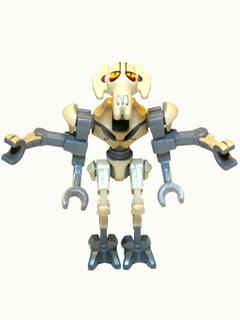 Bildresultat för lego general grievous legs