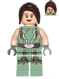 LEGO Star Wars Satele Shan minifigure