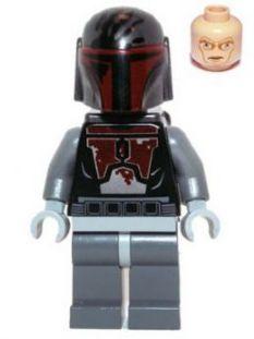 Pick Color!-Star Wars Custom MANDALORIAN Super Commando HELMET for Minifigures