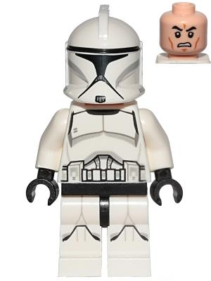 Lego Clone Trooper Commander 75019 Episode 2 Star Wars Minifigure