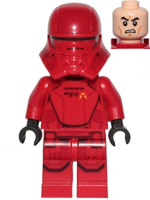 Lego Star Wars Minifigure SN# Sw1075 Sith Jet Trooper