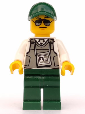 trn243 ,brand new Lego security officer