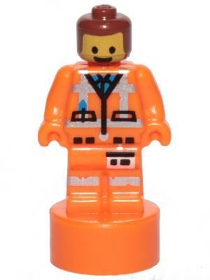 The Lego Movie 2 Emmet Scream Worn Uniform tlm113 Smile
