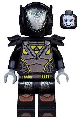 Figurka LEGO Vesmírný lovec odměn zepředu