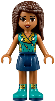 New Lego Friends Mini figure frnd197 Andrea