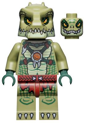 LEGO 8 NEW WEREWOLF HALLOWEEN LEGENDS OF CHIMA MINIFIGURES MEN PEOPLE
