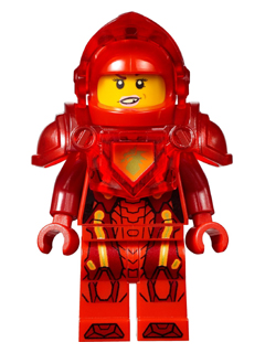 nex149 New lego macy-hair from set 271831 nexo knights