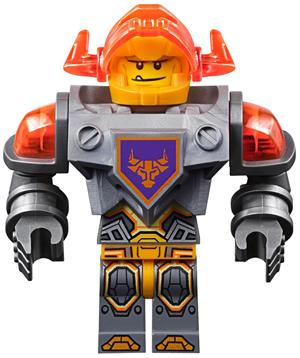 Figurka LEGO Axl zepředu
