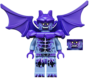 Figurka LEGO Gargoyle zepředu