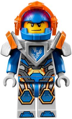 Figurka LEGO Clay zepředu