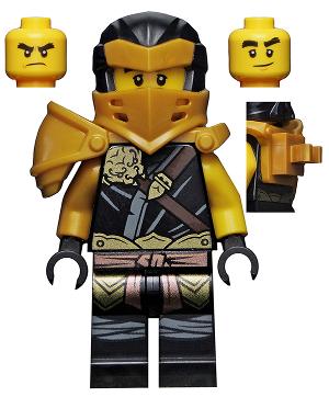 LEGO Ninjago Kai-98105 k Taglia Medio 7-8 anni Donna