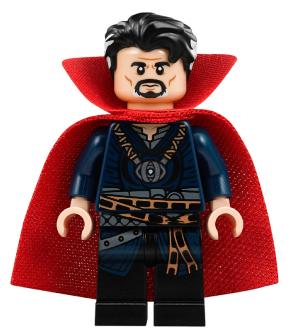 sh508 Ebony Maw minifigure LEGO Super Heroes