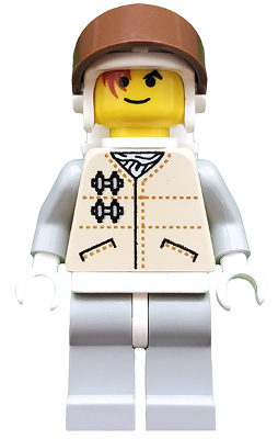 Lego hoth rebel trooper figure-sw1016