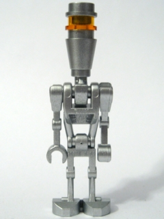 silver assassin droid