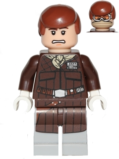 Goggles sw0949 Han Solo LEGO Star Wars