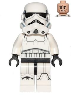Figurka LEGO Stormtrooper zepředu