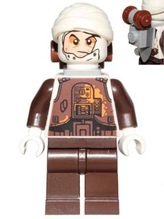 Figurka LEGO Dengar zepředu