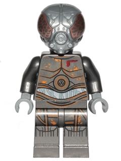 Figurka LEGO 4-LOM zepředu