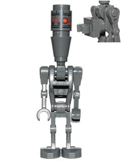 Figurka LEGO Robot IG-88 zepředu