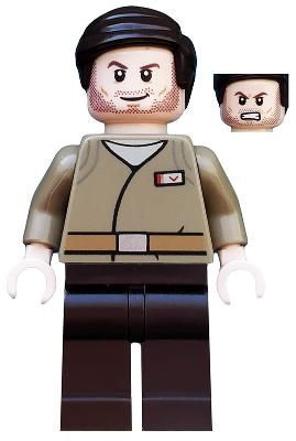 Figurka LEGO Důstojník Odporu zepředu