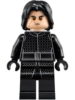 Figurka LEGO Kylo Ren zepředu