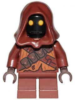 Figurka LEGO Jawa s trikem zepředu