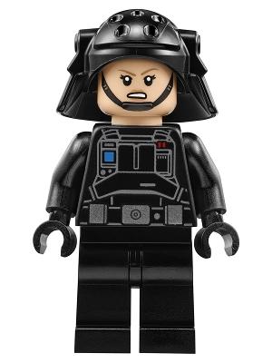 Figurka LEGO Námořní důstojnice impéria zepředu