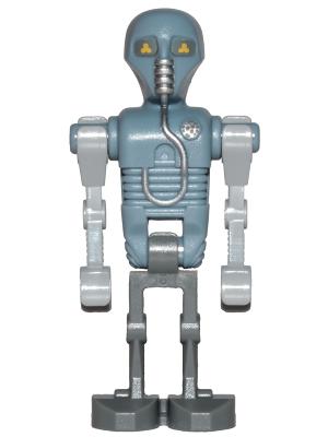 Figurka LEGO Zdravotní droid 2-1B zepředu