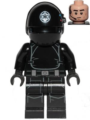 Figurka LEGO Imperiální střelec zepředu