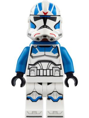Figurka LEGO Jet Trooper 501 legie zepředu