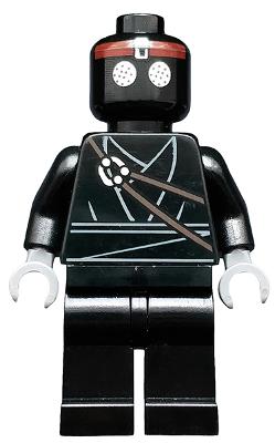 LEGO Foot Soldier Teenage Mutant Ninja Turtles tnt005 NEW Mini Figure Minifig