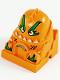 Minifig No: 30598pb03  Name: Scratch