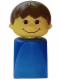 Minifig No: 4224c02  Name: Basic Figure Finger Puppet Male (bfp002)
