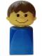 Minifig No: 4224c02  Name: Basic Figure Finger Puppet Male (bfp002)