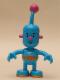 Minifig No: 44310  Name: Duplo Figure Little Robots, Tiny