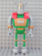 Minifig No: 44383  Name: Duplo Figure Little Robots, Sporty
