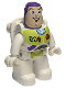 Minifig No: 47394pb274  Name: Duplo Figure Lego Ville, Male, Buzz Lightyear with Detailed Suit