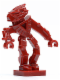 Minifig No: 51637  Name: Bionicle Mini - Toa Hordika Vakama