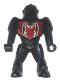 Minifig No: 51797s  Name: Knights Kingdom II - Nestle Promo Figure Shadow Knight with Scorpion Pattern (Sticker)