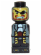 Minifig No: 85863pb023  Name: Microfigure Pirate Plank Pirate Captain