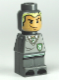 Minifig No: 85863pb035  Name: Microfigure Hogwarts Draco Malfoy